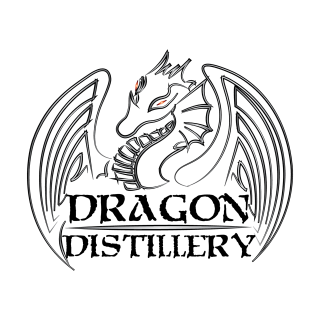 dragon distillery logo