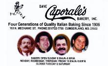 Caporale's